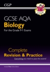 Grade 9-1 GCSE Biology AQA Complete Revision & Practice with Online Edition - Book