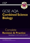 9-1 GCSE Combined Science: Biology AQA Higher Complete Revision & Practice with Online Edition - Book
