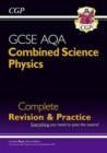 9-1 GCSE Combined Science: Physics AQA Higher Complete Revision & Practice with Online Edition - Book