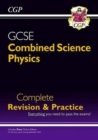 Grade 9-1 GCSE Combined Science: Physics Complete Revision & Practice with Online Edition - Book