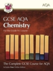 Grade 9-1 GCSE Chemistry for AQA: Student Book with Online Edition - Book
