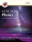 Grade 9-1 GCSE Physics for AQA: Student Book with Online Edition - Book
