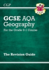 GCSE 9-1 Geography AQA Revision Guide (with Online Ed) -  Edition for 2021 exams & beyond - Book