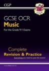 GCSE Music OCR Complete Revision & Practice (with Audio CD) - for the Grade 9-1 Course - Book