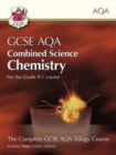 Grade 9-1 GCSE Combined Science for AQA Chemistry Student Book with Online Edition - Book