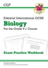 Grade 9-1 Edexcel International GCSE Biology: Exam Practice Workbook (includes Answers) - Book