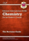 New Grade 9-1 Edexcel International GCSE Chemistry: Revision Guide with Online Edition - Book