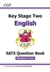 New KS2 English SATS Question Book - Ages 10-11 (for the 2021 tests) - Book
