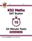New KS2 Maths SAT Buster 10-Minute Tests - Stretch (for the 2021 tests) - Book