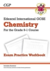 New Grade 9-1 Edexcel International GCSE Chemistry: Exam Practice Workbook (Includes Answers) - Book