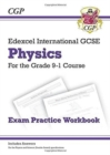 New Grade 9-1 Edexcel International GCSE Physics: Exam Practice Workbook (Includes Answers) - Book
