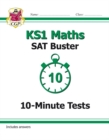 KS1 Maths SAT Buster: 10-Minute Tests (for the 2021 tests) - Book