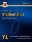 New A-Level Maths for Edexcel: Year 1 & AS Student Book with Online Edition - Book