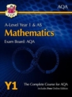 A-Level Maths for AQA: Year 1 & AS Student Book with Online Edition - Book