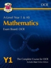 A-Level Maths for OCR: Year 1 & AS Student Book with Online Edition - Book
