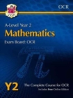 A-Level Maths for OCR: Year 2 Student Book with Online Edition - Book