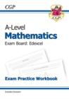 New A-Level Maths for Edexcel: Year 1 & 2 Exam Practice Workbook - Book