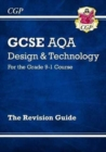 Grade 9-1 GCSE Design & Technology AQA Revision Guide - Book