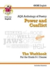 GCSE English Literature AQA Poetry Workbook: Power & Conflict Anthology (includes Answers) - Book