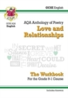 New GCSE English Literature AQA Poetry Workbook: Love & Relationships Anthology (Includes Answers) - Book