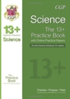 New 13+ Science Practice Book for the Common Entrance Exams with Answers & Online Practice Papers - Book