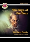 Grade 9-1 GCSE English Text Guide - The Sign of the Four - Book