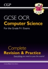 GCSE Computer Science OCR Complete Revision & Practice - for exams in 2021 - Book