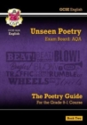New Grade 9-1 GCSE English Literature AQA Unseen Poetry Guide - Book 2 - Book
