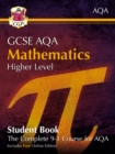 New Grade 9-1 GCSE Maths AQA Student Book - Higher (with Online Edition) - Book