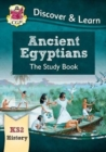 New KS2 Discover & Learn: History - Ancient Egyptians Study Book - Book