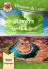 New KS2 Discover & Learn: Geography - Rivers Study Book - Book