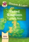 New KS2 Discover & Learn: Geography - United Kingdom Study Book - Book
