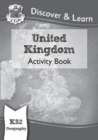New KS2 Discover & Learn: Geography - United Kingdom Activity Book - Book