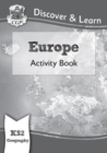 New KS2 Discover & Learn: Geography - Europe Activity Book - Book