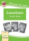 KS2 Discover & Learn: Geography - Locations: Europe, UK and Americas Teacher Book - Book