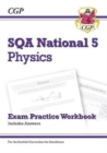 New National 5 Physics: SQA Exam Practice Workbook - includes Answers - Book