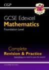New GCSE Maths Edexcel Complete Revision & Practice: Foundation - Grade 9-1 Course (with Online Edn) - Book