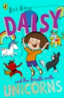 Daisy and the Trouble With Unicorns - Book