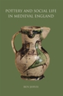 Pottery and Social Life in Medieval England - eBook
