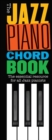 The Jazz Piano Chord Book - Book