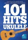 101 Hits For Ukulele (Blue Book) - Book