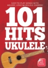101 Hits For Ukulele (The Red Book) - Book