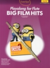 Guest Spot : Big Film Hits Playalong for Flute (Book/Audio Download) - Book
