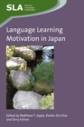 Language Learning Motivation in Japan - Book