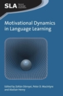 Motivational Dynamics in Language Learning - Book