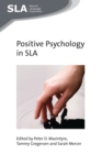 Positive Psychology in SLA - Book
