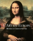 L'art en Europe : Art in Europe - eBook