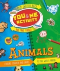 You & Me Activity: Animals - Book