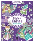 Cool & Calm Colouring for Kids Magical Fairies Sticker Book - Book