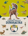 Paperscapes: The Fearsome World of Dinosaurs - Book
